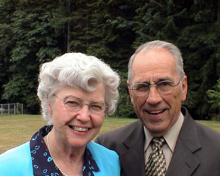 Curt and Lila Fenison